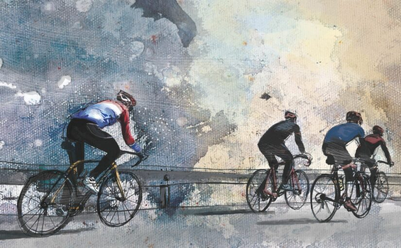 عدّة الأمان اللازمة لرياضة الدراجات الهوائية