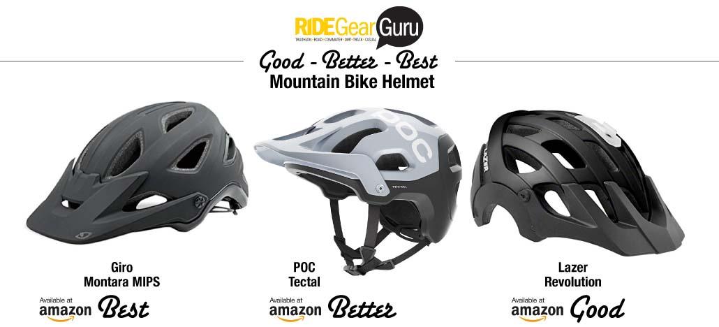 شكل وتصميم خوذة الدراجة الجبلية