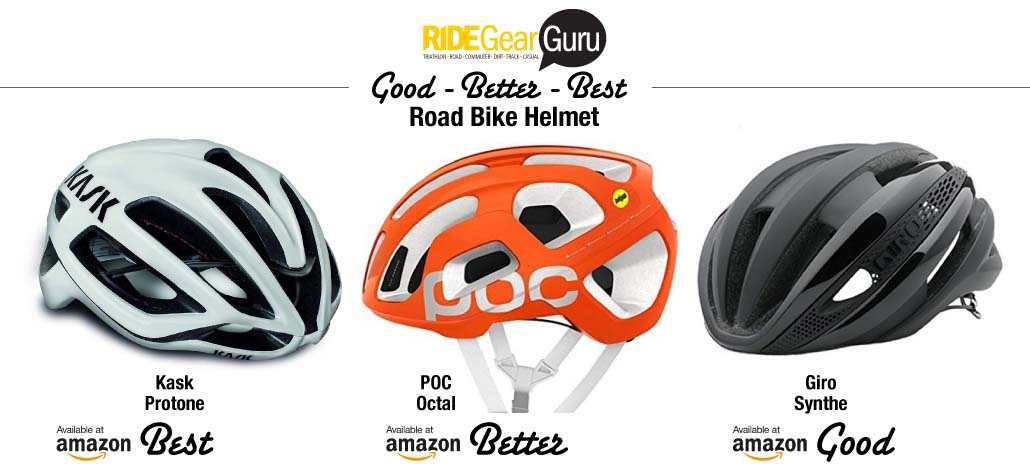 شكل وتصميم خوذة دراجة الطريق Road Bike Helmet