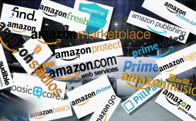 شركة Amazon ورأسمالية المراقبة